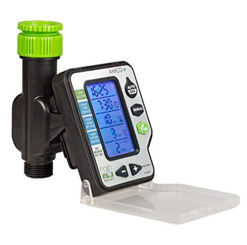 STRIDCJX Automatische Tropfbewässerungsuhr für Pflanzenwände im Innen- und Außenbereich Intelligente Gartenbewässerungsautomatik, Vertikale dreidimensionale Grünbewässerungssteuerung Wasserhahn, -