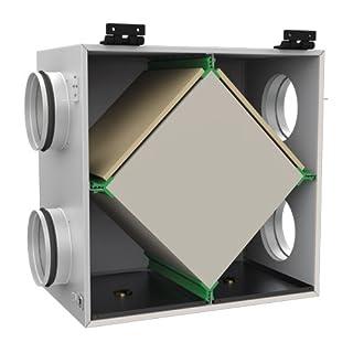 Blauberg UK Passive Heat Recovery MVHR Ventilation Unit