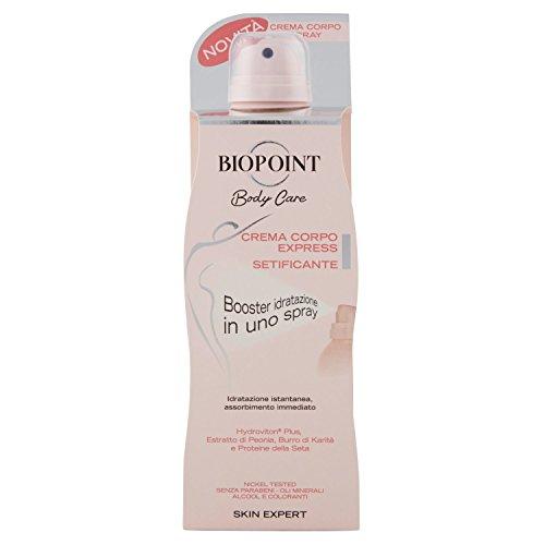Biopoint Crema Corpo Express Setificante - 200 ml.