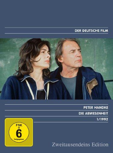Die Abwesenheit - Zweitausendeins Edition Deutscher Film 1/1992