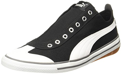 Puma Unisex 917 Fun Ac Idp Black-Quiet Shade-White Sneakers Best ... 408897bf2
