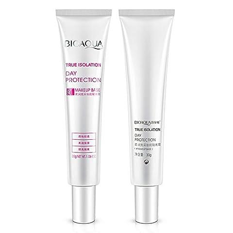 ROMANTIC BEAR Moisture Foundation Primer Cream Liquid Smooth Concealer Face