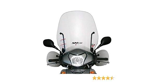 Parabrezza ORIGINALE ISOTTA Honda Sh 300  2006/>2010 Paravento con staffe