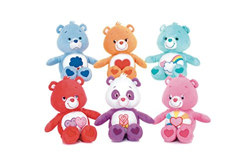disney-care-bears-plusch-pluschfigur-pluschtier-ca-26-cm-rosaneu