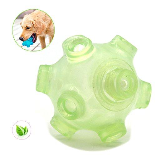 SuperDesign TPR Squeaky Ball interactiva agua flotante
