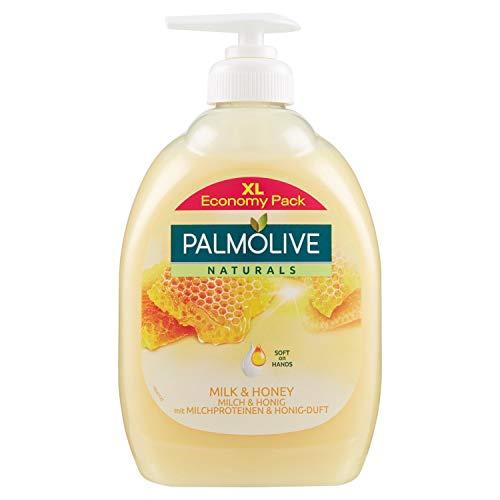 Palmolive Sapone Liquido Naturals Latte e Miele 500 ml
