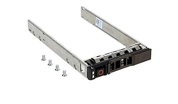 "2.5/"" SAS Sata Tray Caddy For Dell G281D KG7NR WX387 Y961D T961C XN394 R730XD"