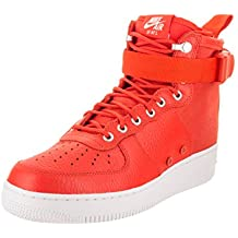 air force 1 arancioni uomo