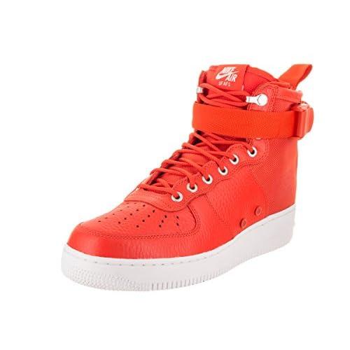 417yxv47pYL. SS500  - Nike Men's SF AF1 Mid Basketball Shoe
