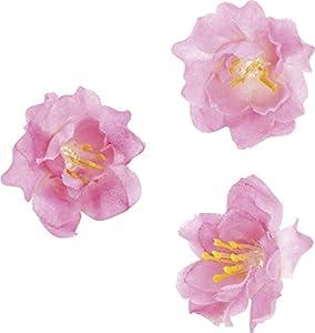 Gütermann / KnorrPrandell 6529793 - Flores de Color Rosa de 2,5 cm, 36 Piezas / Caja Importado de Alemania