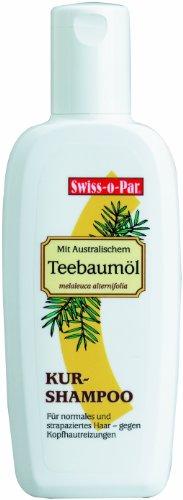 Swiss-o-Par Teebaumöl Kurshampoo 250 ml, 3er Pack (3 x 250 ml)
