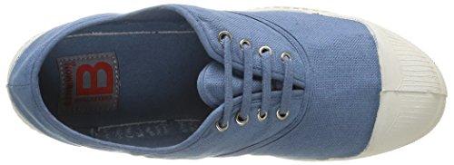 Bensimon F15004c157, Baskets Basses Femme Bleu (563 Denim)