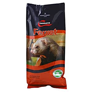 Chudley's Ferret Food Dry Mix 15 kg