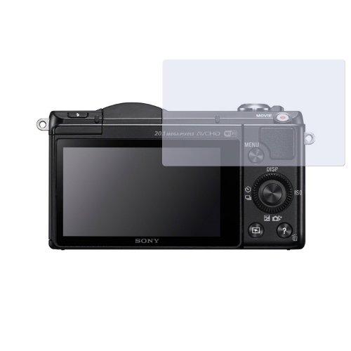 2x Sony Alpha 5000 PREMIUM Displayschutzfolie Bildschirmschutzfolie kristallklar von 4ProTec