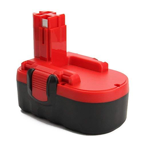Creabest 18V 3000mAh Ni-MH Batterie de Remplacement pour Bosch...
