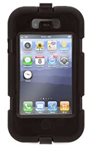 Griffin Survivor Military Tested Case for iPhone 4/4S - Black