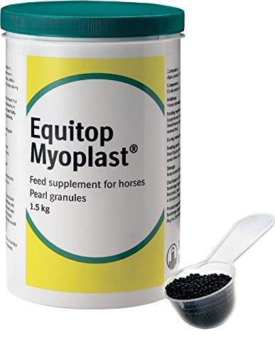 Equitop Myoplast Supplement for Horses 1.5kg by Equitop Myoplast