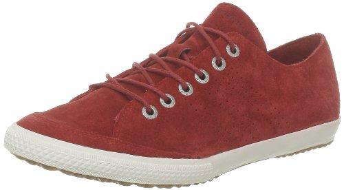 Groundfive Kalash Split, Baskets mode femme Rouge (Red)