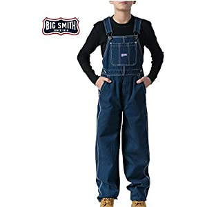 Walls – Jungen 94080 Big Smith Denim Latzhose