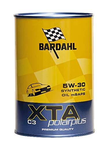 Bardahl XTA Polarplus 5W-30 C3 olio motore auto 1LT