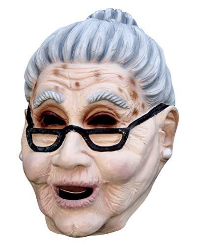 Alte Oma Agatha Maske (Alte Maske Frau)