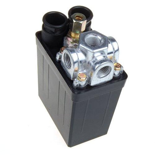 Pressostato Interruttore Compressore Aria 175psi Valvola Di Controllo 240v