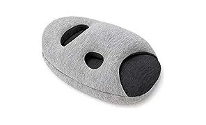 OSTRICHPILLOW Mini Almohada de Viaje para el Dolor de Cuello al Dormir en Aviones, Tren, Coche, Oficina, casa