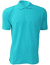 Jerzees Colours Herren Polo-Shirt, Kurzarm