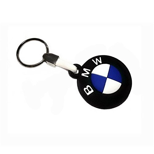 Llavero 3D de goma BMW