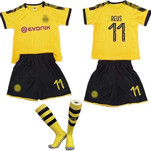 CJM Camiseta fútbol Jersey/NO.11 Marco Reus, Absorbe