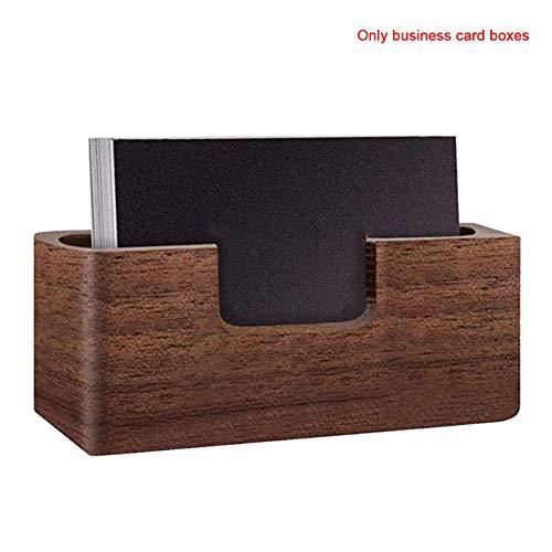 Descripción: perfecto para mostrar en su escritorio la decoración. Perfecto para organizar tu tarjeta de visita y hacer que tu espacio de trabajo sea más eficiente. Diseño único: bien diseñado. La estructura redondeada y el diseño único dan a tu espa...