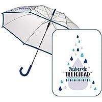 SELECCION DRIM Paraguas 58 cms. automático Baggy Felicidad (AST6323)