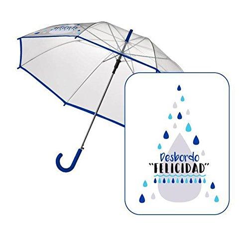 SELECCION DRIM- Paraguas 58 cms. automático Baggy