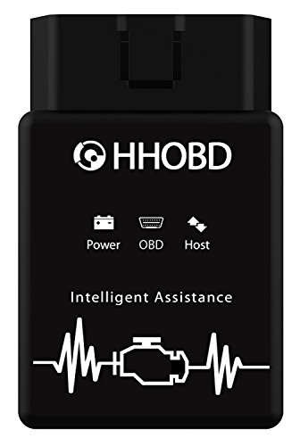 EXZA® HHOBD® Bluetooth Torque Android Diagnose CAN BUS Interface - Auto Car PKW KFZ OBD 2