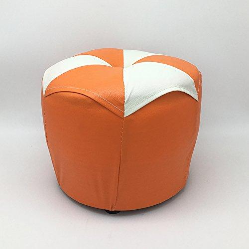 Personalità divano cambia scarpe sgabello rotondo basso xiao pi dun piedi tabella di tè creativo moda sgabello piccolo-e