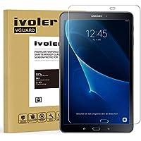 iVoler Vetro Temperato Compatibile con Samsung Galaxy Tab A 10.1 Pollici 2016 (T580N/T585N), Pellicola Protettiva, Protezione per Schermo