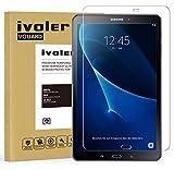 Samsung Galaxy Tab A 10.1 Zoll 2016 (SM-T580N / T585N) Panzerglas Schutzfolie, iVoler Panzerglasfolie Folie Displayschutzfolie Hartglas für Samsung Galaxy Tab A 10.1 (T580N/T585N)