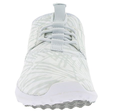 Nike Donna Wmns Juvenate Print scarpe sportive Bianco (Blanco (White / Pure Platinum-Cool Grey))