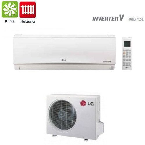 417zG3IlblL. SS500  - LG Air conditioner Standard Inverter P12RL air conditioner 3,5 kW - SET