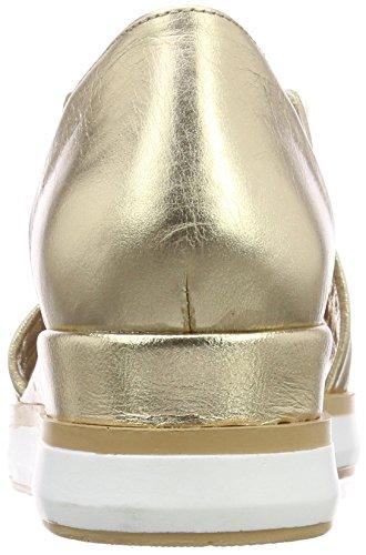 Inuovo Damen 8956 Peeptoe Sandalen Gold (Gold)