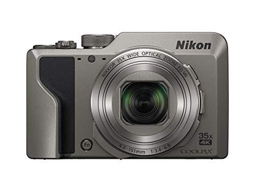 Nikon COOLPIX A1000 silber (Nikon Coolpix Cmos)