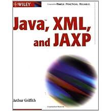 Java XML JAXP w/WebSite