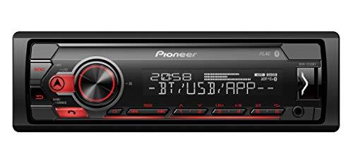Pioneer Mvh-s310bt Autoradio MP3stéréo de voiture avec Bluetooth USB entrée auxiliaire Compatible Android et iPho