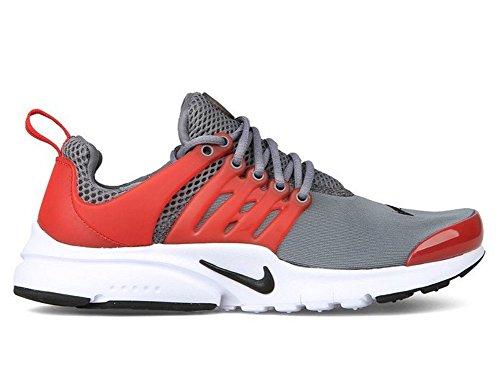 Nike Jungen Cool Grey / Unvrsty Red-Blck-Wht Turnschuhe Gris (Cool Grey / Unvrsty Red-Blck-Wht)