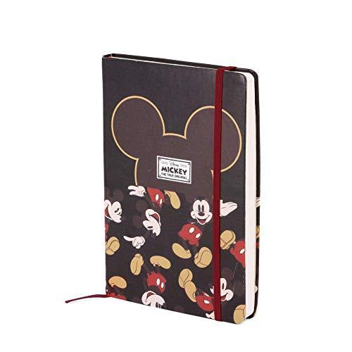 Micky Maus True-14x21cm Tagebuch -