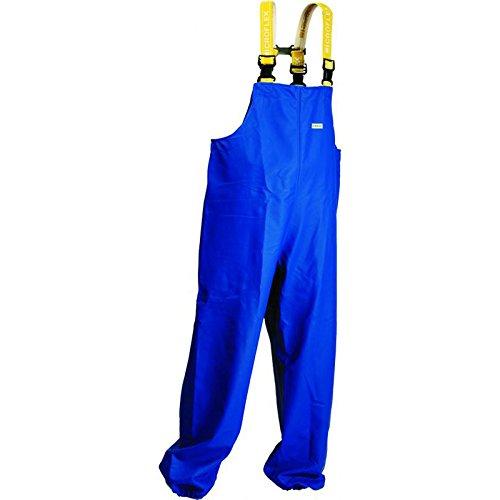 Lyngsoe lr1455–12-xxxl Größe 3X Große Lätzchen Hose–Royal Blau