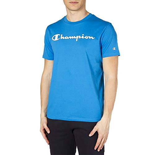 Patch Crewneck T-shirt (Champion Crewneck T-Shirt, Gr. XS)