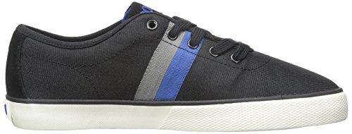 Polo Ralph Lauren Halford Fashion Sneaker Noir