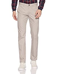 Amazon Brand - Symbol Men's Slim Fit Casual Trouser