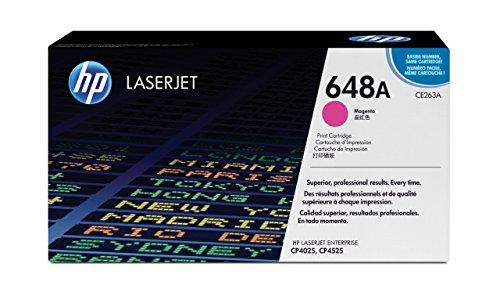 HP 648A Magenta Original LaserJet Tonerkartusche -